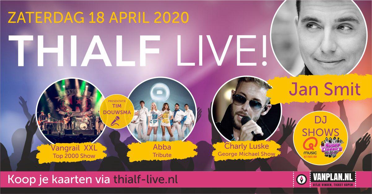 Thialf Live! 2020