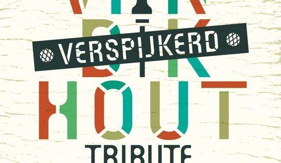 Van Dik Hout - Albumcover 'Verspijkerd'