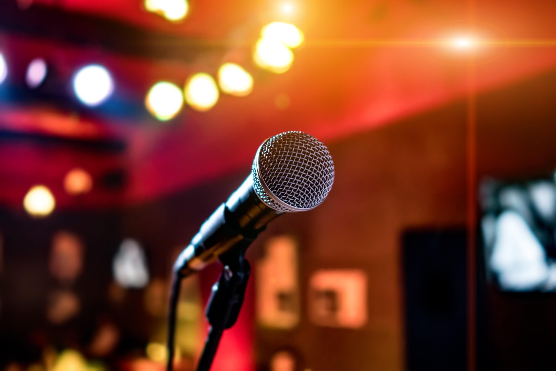 microfoon, karaoke - Foto: pxfuel.com (publiek domein)