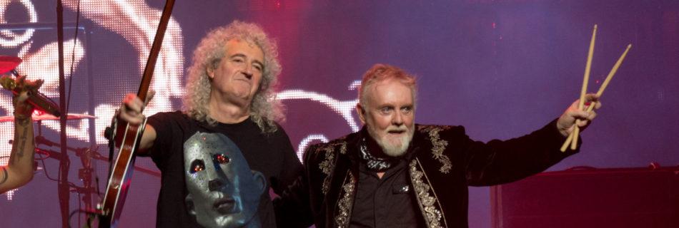 Brian May en Roger Taylor (Queen) - Foto: Raph_PH (Flickr, CC BY 2.0)