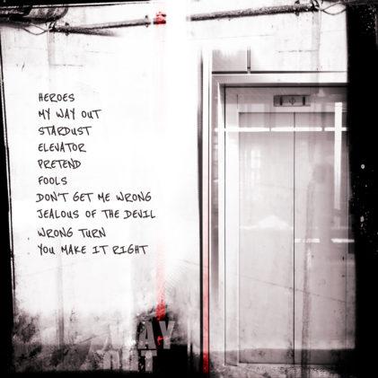 Silvester - My Way Out (tracklist en artwork)