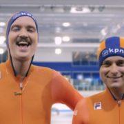 Bram Krikke en Tom van der Weerd naar Qmusic - Foto afkomstig uit persbericht Qmusic