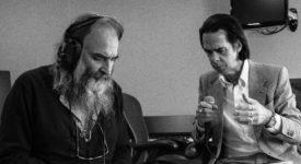 Warren Ellis en Nick Cave - Foto: Joel Ryan (persbericht V2 Records)