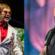 Elton John en James Hetfield (Metallica) - Foto's: Raph_PH en Ralph Arvesen (via Wikimedia Commons, CC BY 2.0)