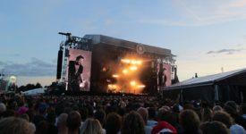 Pearl Jam op Pinkpop 2018 - Foto: Hoebele (Wikimedia Commons, CC BY-SA 4.0)