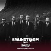 Hamferd naar Brainstorm Festival 2021, Bron Persbericht